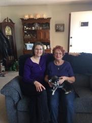 Me & Aunt Sherrie